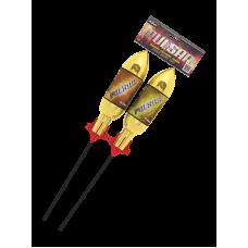 Pulsar 1.3G Rockets