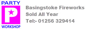 Basingstoke Fireworks